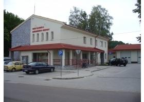 Siroki mentőállomás