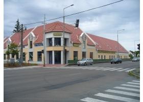 Szatmári üzletház