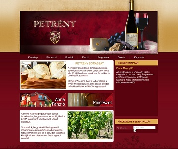 Petrenywinery